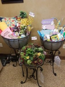 Donation to the Domestic Violence Center